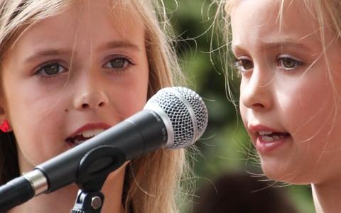 Singen mit Kindern
