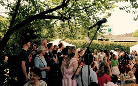 Das Musicfactory-Sommerfest